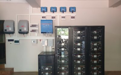 Energy Storage from REVOV giving clients Freedom From Dependence